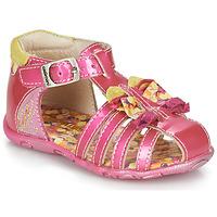 Schoenen Meisjes Sandalen / Open schoenen Catimini CYGNE Roze