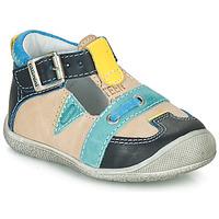 Schoenen Jongens Sandalen / Open schoenen Catimini COLIOU Blauw