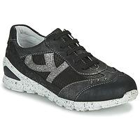 Schoenen Meisjes Lage sneakers Ikks FIONA Zwart