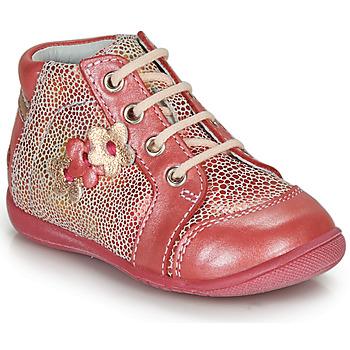 Schoenen Meisjes Laarzen GBB PETULA Corail