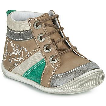 Schoenen Jongens Laarzen GBB PRAGUE Brown