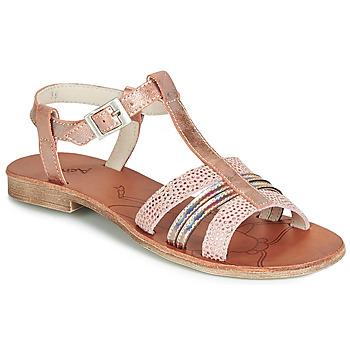 Schoenen Meisjes Sandalen / Open schoenen Achile KIMITSU Roze