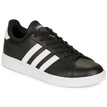 Schoenen Heren Lage sneakers adidas Originals GD COURT NR HO Zwart