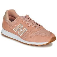 Schoenen Dames Lage sneakers New Balance NB WL373PSW Roze