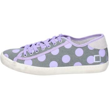 Schoenen Dames Lage sneakers Date AP561 Gris