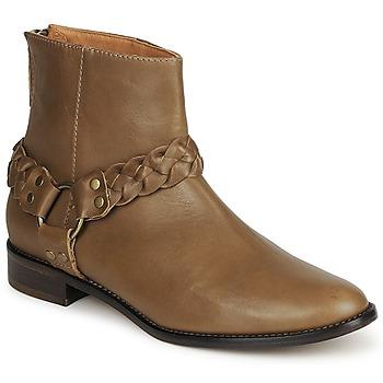 Schoenen Dames Laarzen Emma Go MARLON Brown