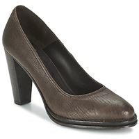 Schoenen Dames pumps Fred de la Bretoniere LELYSTAD Brown