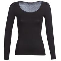 Ondergoed Dames Hemden Damart MICROFIBRE GRADE 2 Zwart