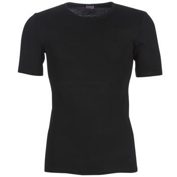 Ondergoed Heren Hemden Damart CLASSIC GRADE 3 Zwart