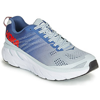 Schoenen Dames Running / trail Hoka one one CLIFTON 6 Blauw