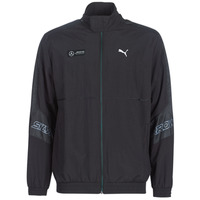 Textiel Heren Trainings jassen Puma MAPM STREET WOVEN JACKET MERCEDES Zwart