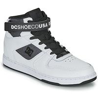 Schoenen Heren Hoge sneakers DC Shoes PENSFORD SE Wit / Zwart