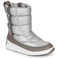 Schoenen Dames Snowboots Sorel OUT N ABOUT PUFFY MID Grijs