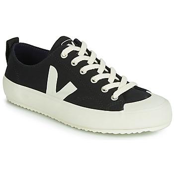 Schoenen Lage sneakers Veja NOVA Zwart