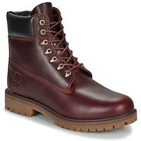 Schoenen Heren Laarzen Timberland 6 INCH PREMIUM BOOT Brown