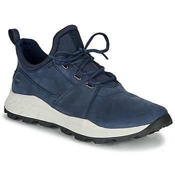 Schoenen Heren Lage sneakers Timberland BROOKLYN LACE OXFORD Blauw