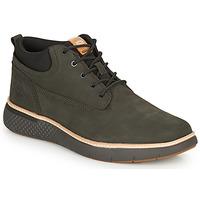 Schoenen Heren Hoge sneakers Timberland CROSS MARK PT CHUKKA Zwart