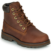 Schoenen Kinderen Laarzen Timberland COURMA KID TRADITIONAL6IN Brown