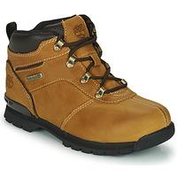 Schoenen Kinderen Laarzen Timberland SPLITROCK 2 Graan
