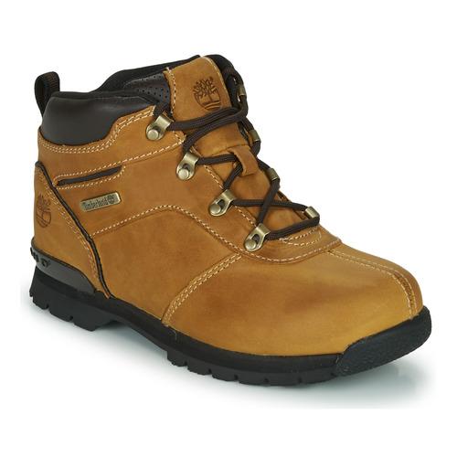 Schoenen Kinderen Laarzen Timberland SPLITROCK 2 Brown