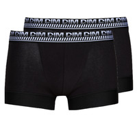 Ondergoed Heren Boxershorts DIM 3D FLEX STAY & FIT X 3 Zwart