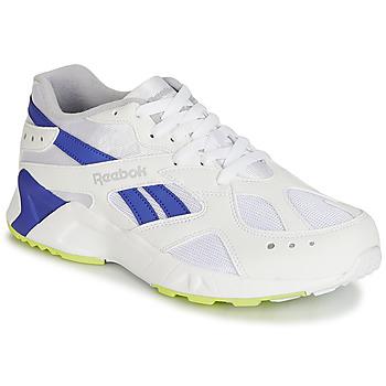 Schoenen Heren Lage sneakers Reebok Classic AZTREK Wit / Blauw
