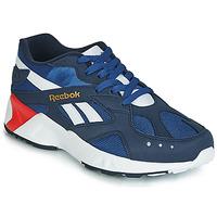 Schoenen Heren Lage sneakers Reebok Classic AZTREK Blauw