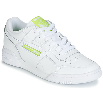 Schoenen Lage sneakers Reebok Classic WORKOUT PLUS MU Wit