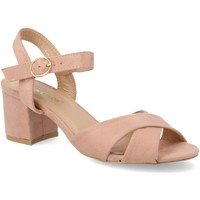 Schoenen Dames Sandalen / Open schoenen Suncolor 9050 Rosa