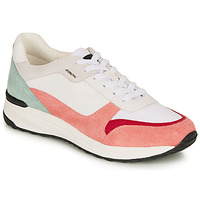 Schoenen Dames Lage sneakers Geox AIRELL Wit