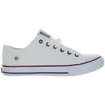 Schoenen Heren Lage sneakers Big Star DD174271 Blanc