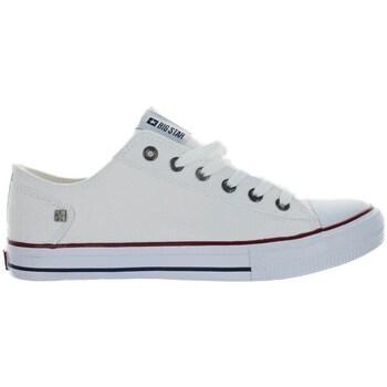 Schoenen Dames Lage sneakers Big Star DD274336 Blanc