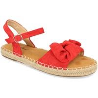 Schoenen Dames Sandalen / Open schoenen Milaya 2M10 Rojo