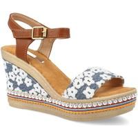 Schoenen Dames Sandalen / Open schoenen Milaya 5M11 Azul