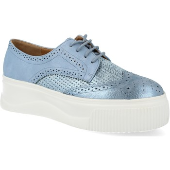 Schoenen Dames Derby Suncolor AB685 Azul