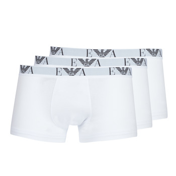 Textiel Heren Boxershorts Emporio Armani CC715-111357-16512 Wit