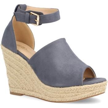 Schoenen Dames Espadrilles Laik Y5630 Azul