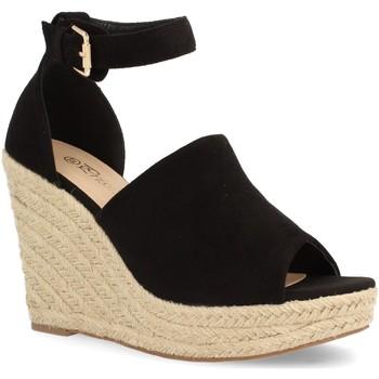Schoenen Dames Espadrilles Laik Y5630 Negro