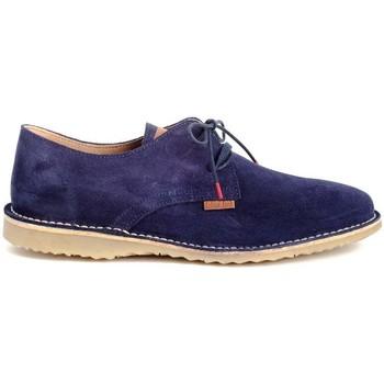 Schoenen Heren Derby Colour Feet ATACAMA Blauw