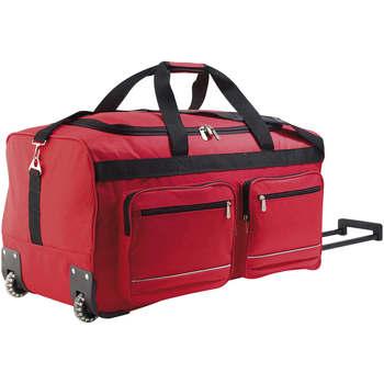 Tassen Soepele Koffers Sols VOYAGER BIG TRAVEL Rojo