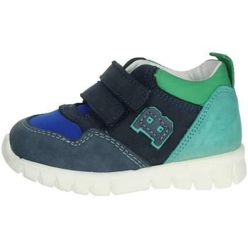 Schoenen Kinderen Hoge sneakers Balducci CSPORT3305 Blue/Green
