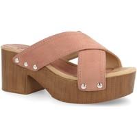Schoenen Dames Sandalen / Open schoenen Laik Y5579 Rosa
