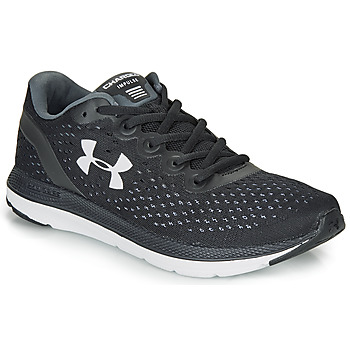 Schoenen Heren Running / trail Under Armour CHARGED IMPULSE Zwart / Wit