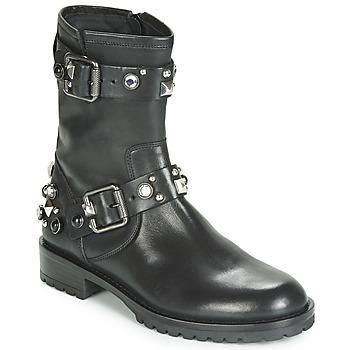 Schoenen Dames Laarzen Tosca Blu GISELLE Zwart