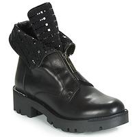 Schoenen Dames Laarzen Tosca Blu DIANE Zwart