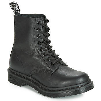 Schoenen Dames Laarzen Dr Martens 1460 PASCAL MONO Zwart