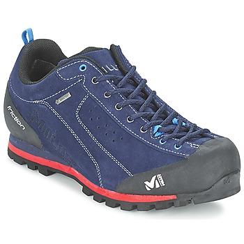 Schoenen Heren Lage sneakers Millet FRICTION GTX Blauw / Rood