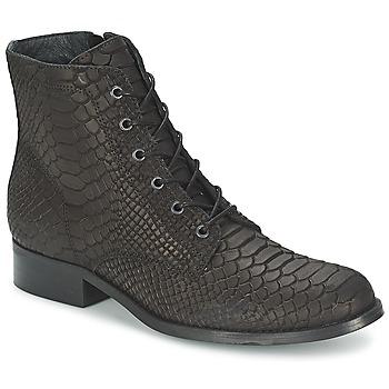 Schoenen Dames Laarzen Shoe Biz MOLETTA Zwart
