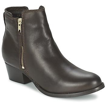 Schoenen Dames Laarzen Shoe Biz ROVELLA Brown