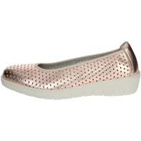 Schoenen Dames Ballerina's Notton 2929 Light dusty pink